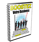 Boostez vos business